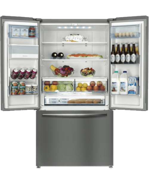 630lt French Door Refrigerator