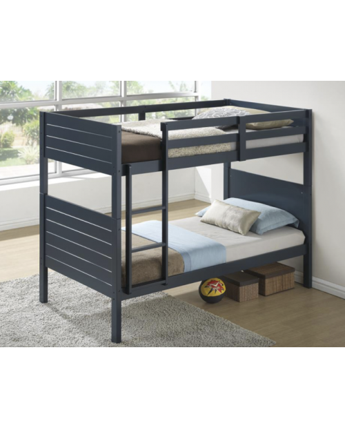 Clearance Brother Bunk Bed - chocolate