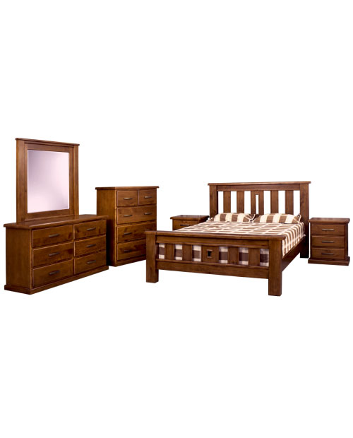 Swansea 5 Piece Bedroom Collection. Bedroom Furniture