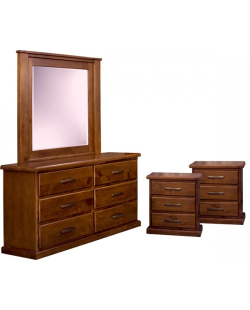 Clearance -  Rustic Drawer Units