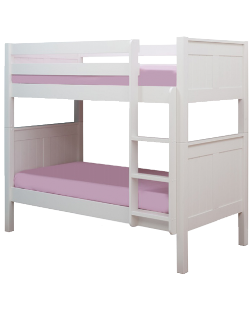 Furniture Clearance-Bunk Beds White or Chocolate