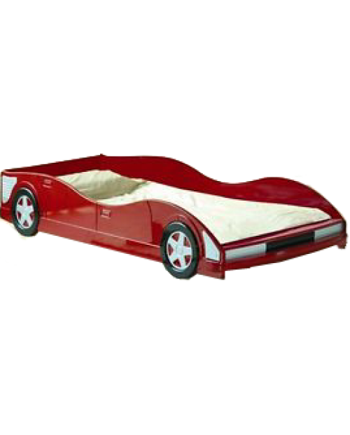 Furniture Clearance - Red Racing Bed (mattress extra)