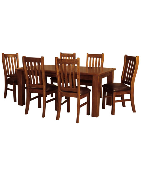 Clearance - Swansea Dining Suite