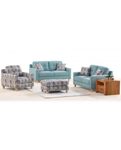 Furniture Clearance - Byron Lounge Suite - 2.5 + 2 Seater Sofa