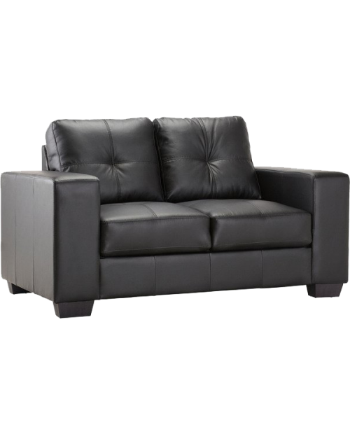 Furniture Clearance - Seattle 2 seater choc lounge