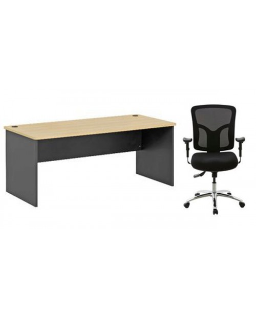 Furniture Clearance - Desk with bonus chair