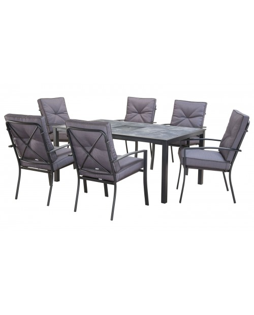7pc Outdoor Dining Setting