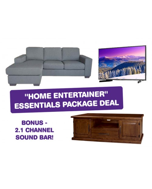 Home Entertainer Essentials Package Deal