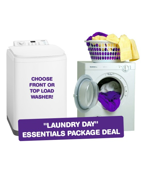 Laundry Day Essentials Package Deal