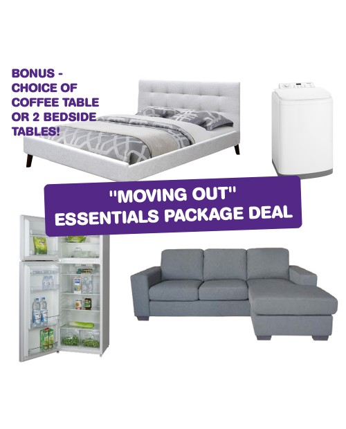 Moving Out Essentials Package Deal