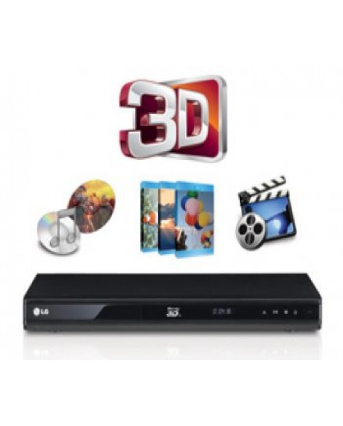 3D Blu-Ray Player Recorder