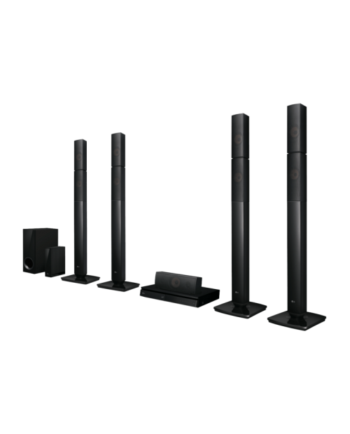 Smart BluRay Home Theatre System