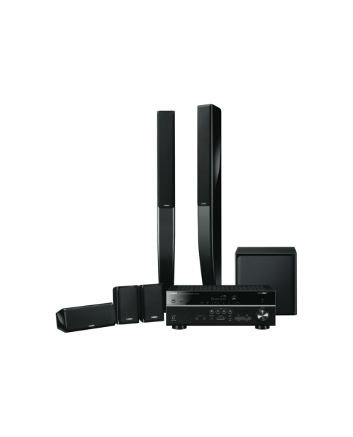5.1 Channel Home Theatre Package