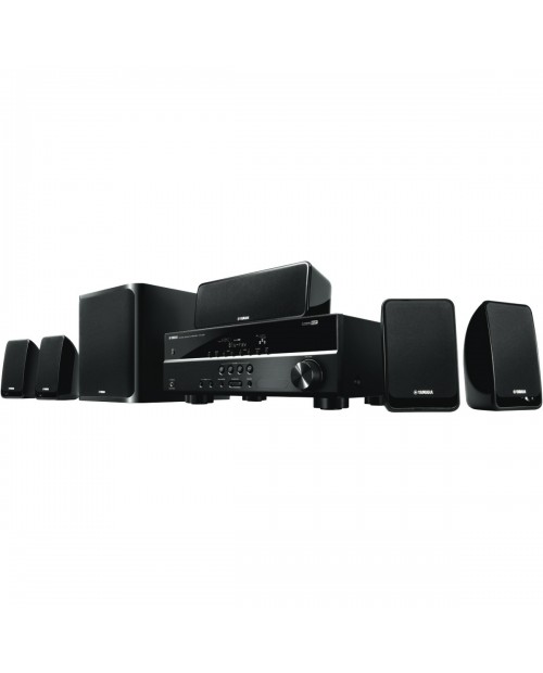 5.1 Channel Home Theatre Premium Package