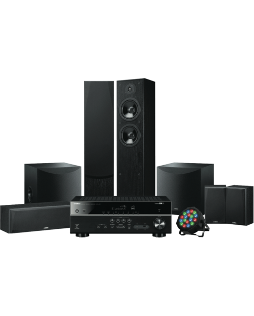 5.2 Channel Premium Home Theatre