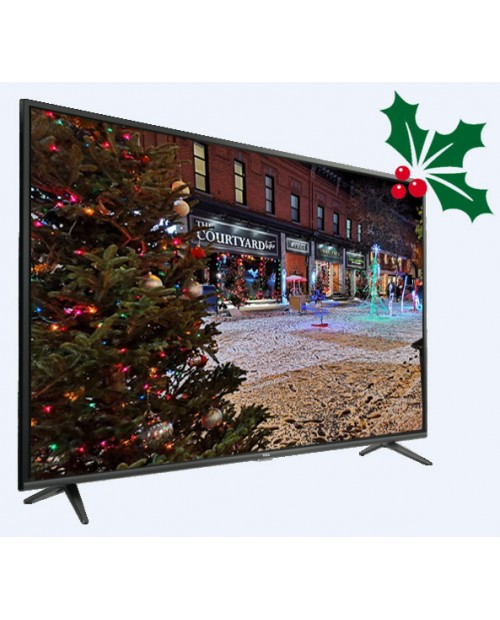 "**CHRISTMAS SALE**    49"" FHD LED LCD Smart TV"