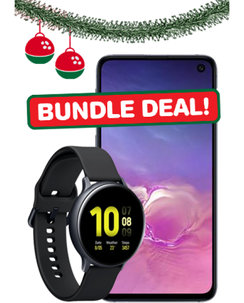 ** CHRISTMAS SPECIAL ** Samsung Phone and Watch Bundle