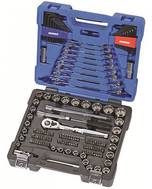 Socket and Spanner Set