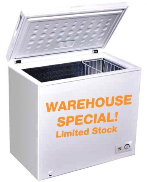 ** SPECIAL **  200 lt Chest Freezer