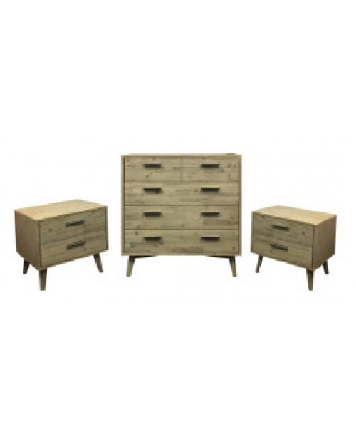 Clearance - Tallboy & Bedsides