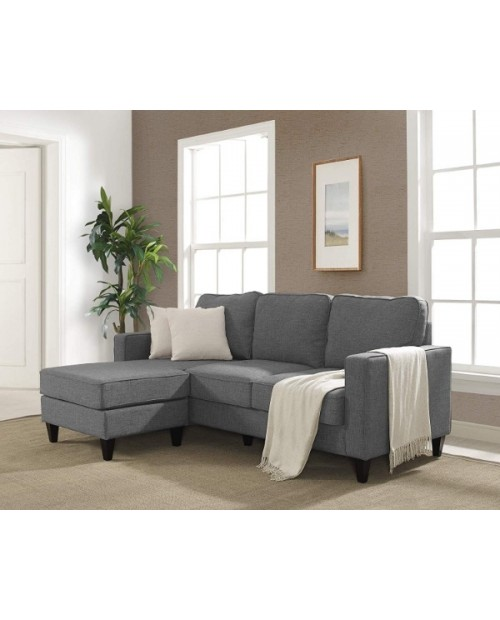 Furniture Clearance - 3 Seat Lounge with Reversible Chaise