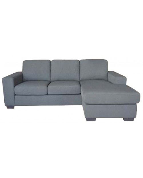Camille 3 Seat Lounge with Reversible Chaise