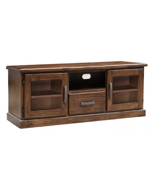 TV Unit - Rustic Style