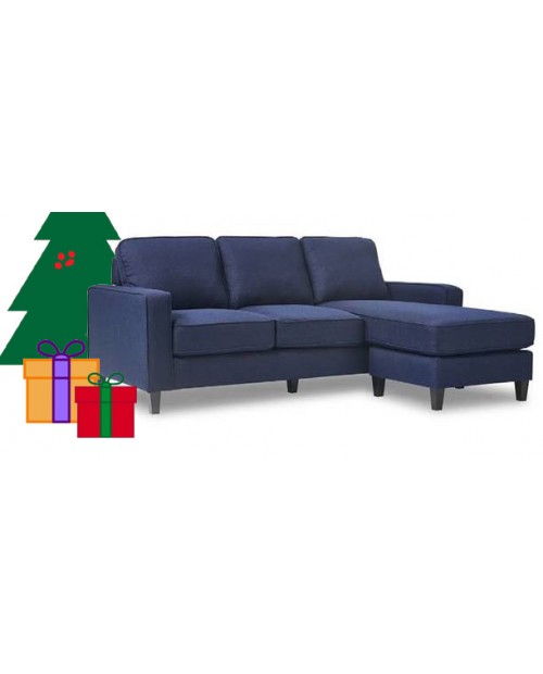 *Christmas Special* Chaise Lounge - Hastings 3 Seat Reversible