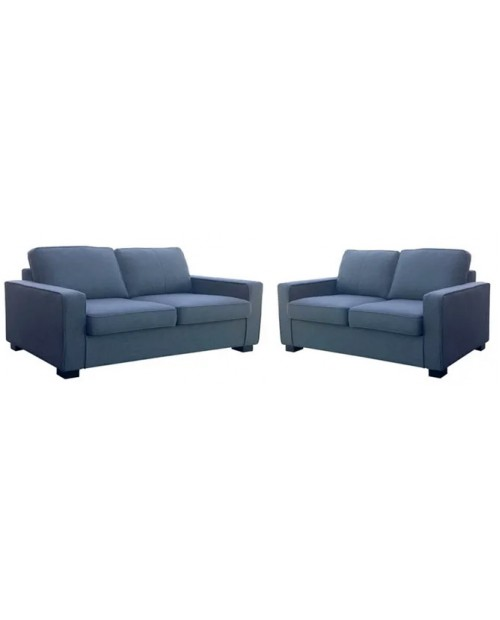 *SALE* Sofa Pair - Samuel 3 + 2 Seat