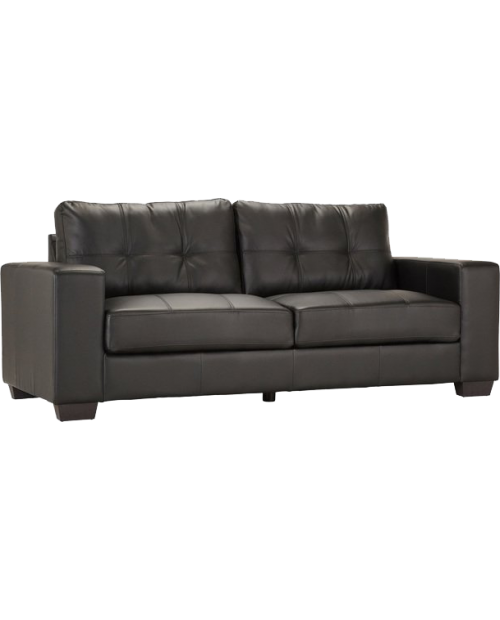 Furniture Clearance - Seattle 3 seater choc lounge