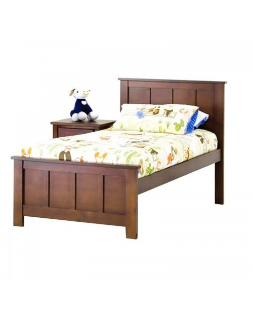 Furniture Clearance - Single 'Hannah' timber bed
