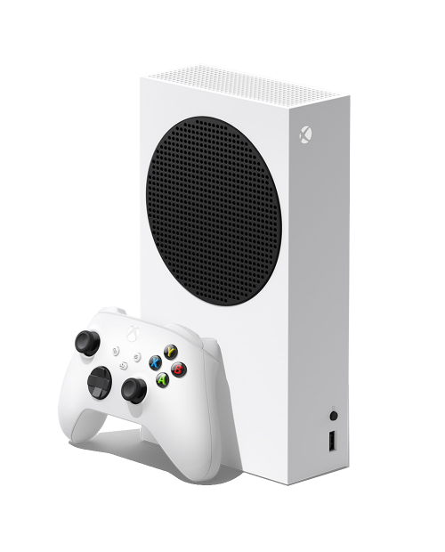 *Register Your Interest Now!*  Coming Soon - New Xbox Series S