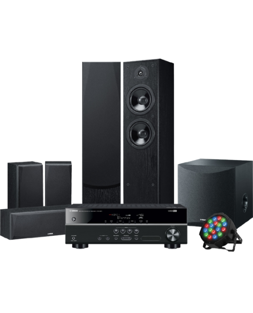 5.1 Channel Premium Home Theatre
