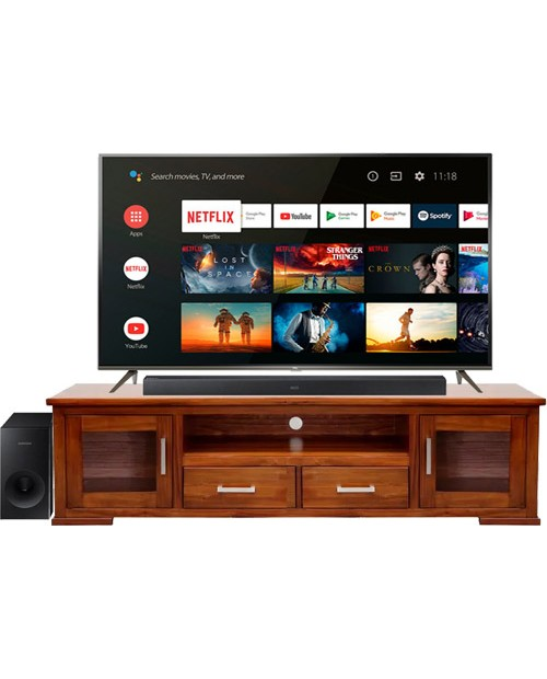 "*Introductory Special*  75"" 4K Smart Television Package"