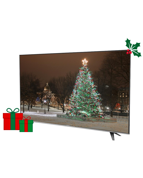 "** CHRISTMAS SPECIAL ** 55"" Ultra High Definition 4K Smart Television"