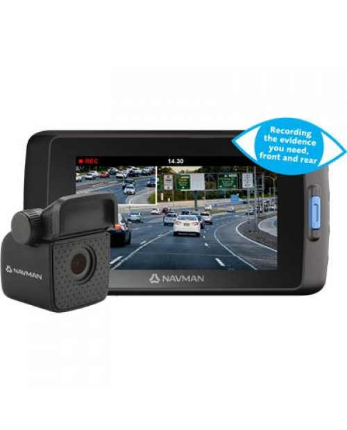 Dash Camera with GPS